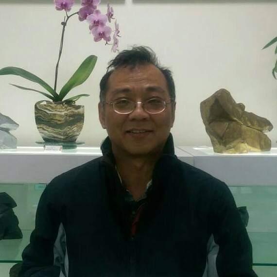 國民黨宜蘭縣黨部書記長王明通因心肌梗塞猝死,得年58歲,親友感到震驚與不捨。圖/...