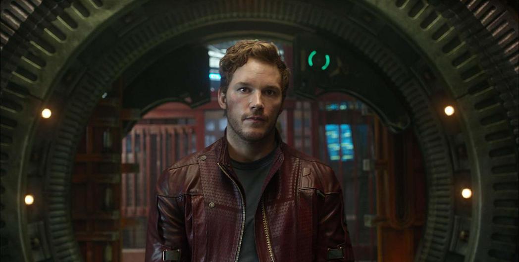 「星際異攻隊」由克里斯普萊特主演。圖/摘自imdb