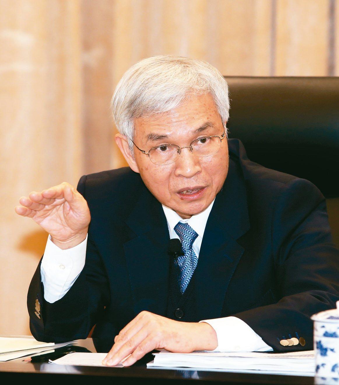 中央銀行將於19日召開第三季理監事會;圖為央行總裁楊金龍。圖/聯合報系資料照片