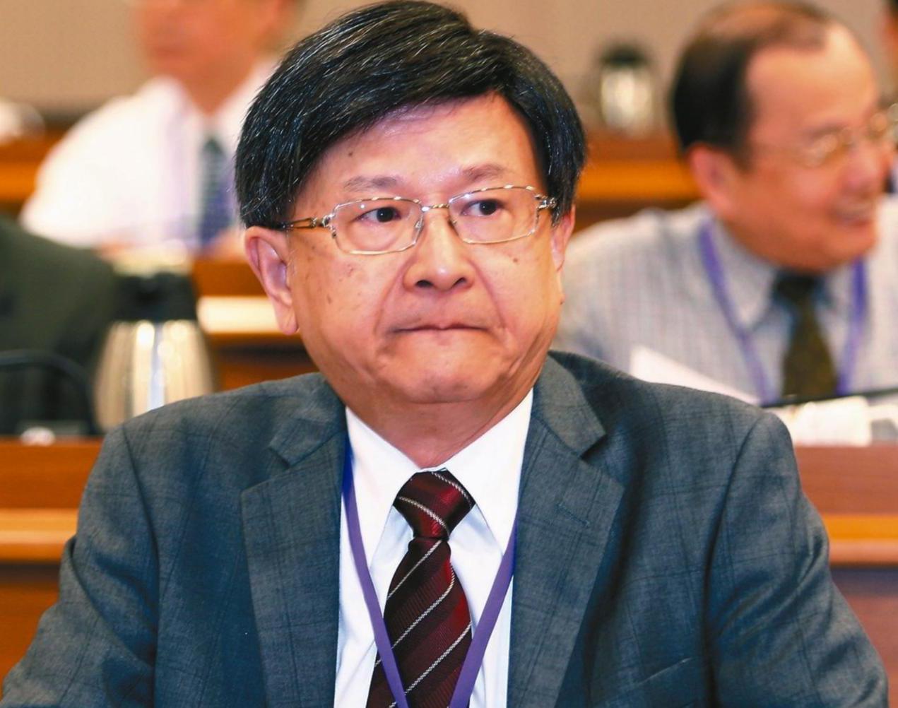 請辭去職的公懲會委員長石木欽。 圖/聯合報系資料照片