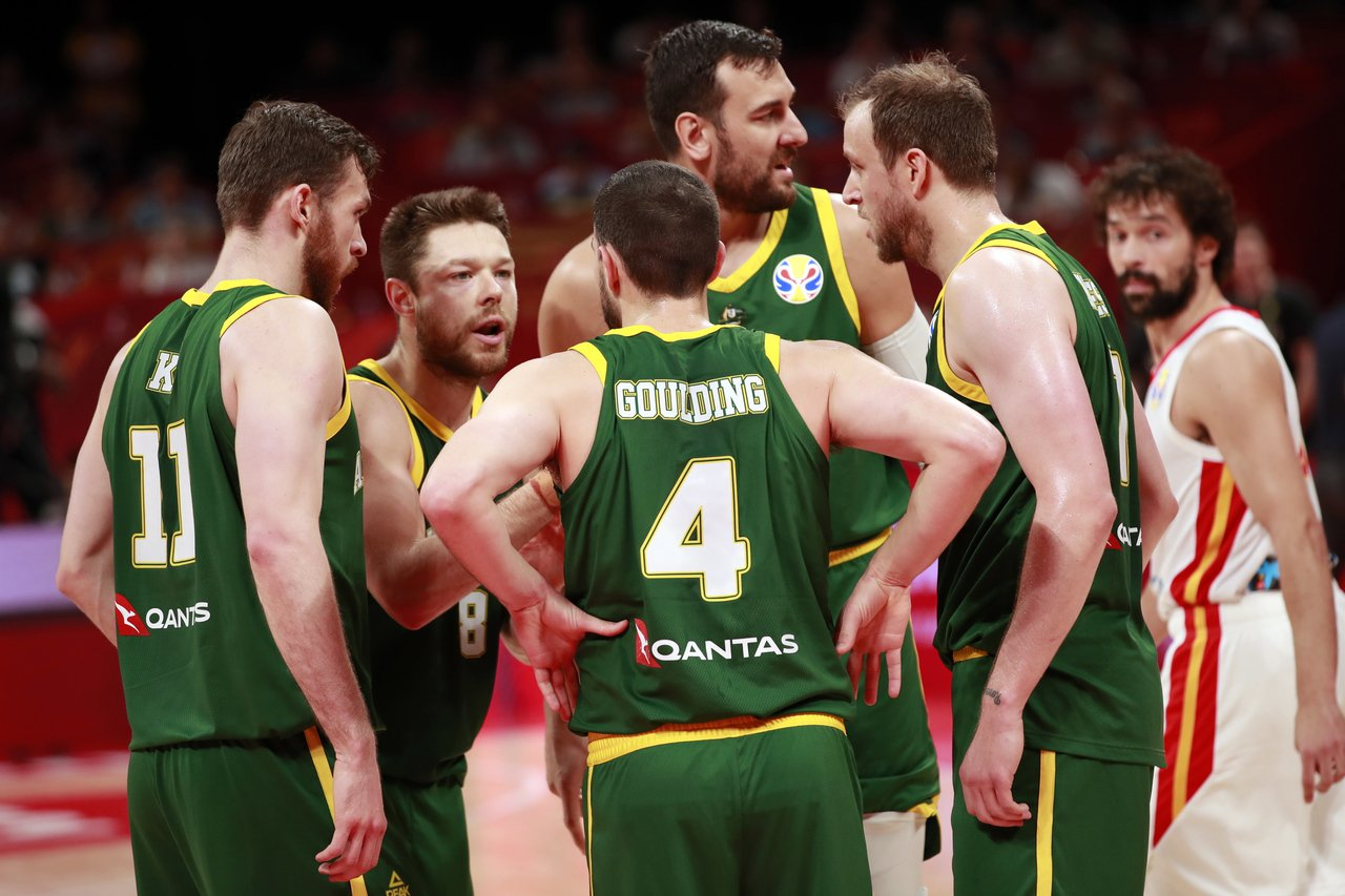 雖然無緣冠軍戰,澳洲全隊仍一心要搶下銅牌。 歐新社