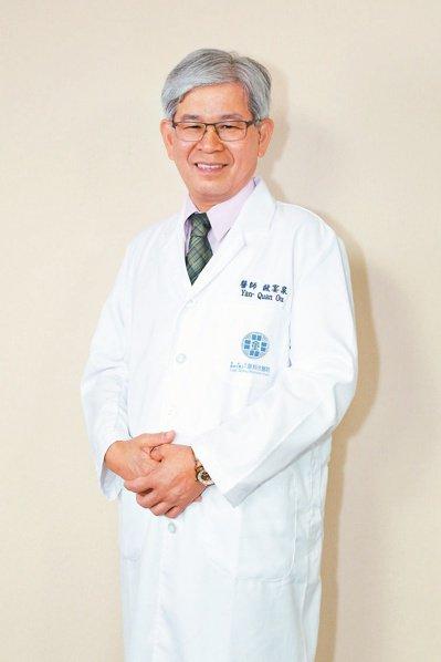 歐宴泉童綜合醫院研發副院長 圖╱童綜合醫院提供