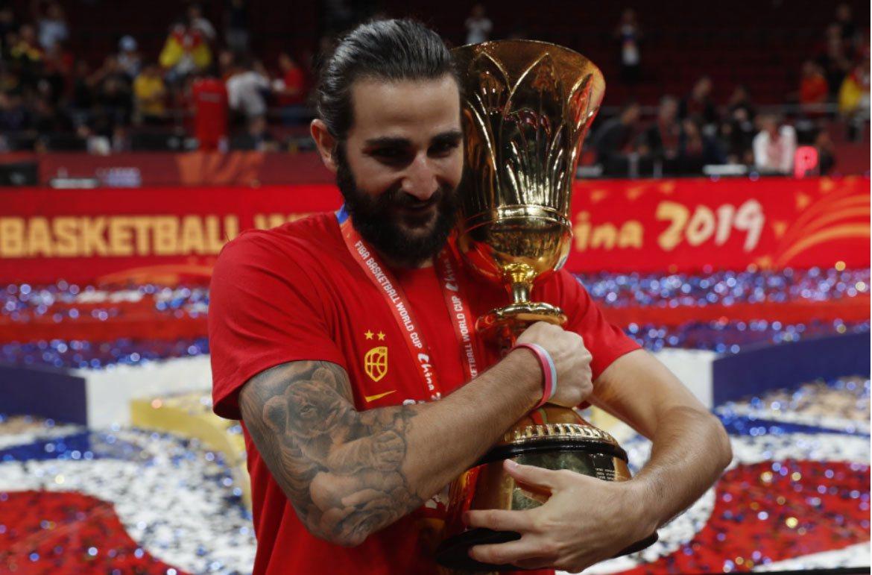 「西班牙金童」魯比歐(Ricky Rubio)成男籃世界盃賽會最大贏家,個人獎通...