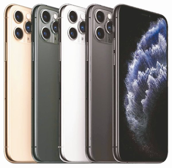 蘋果新款iPhone 11、iPhone 11 Pro、iPhone 11 Pr...