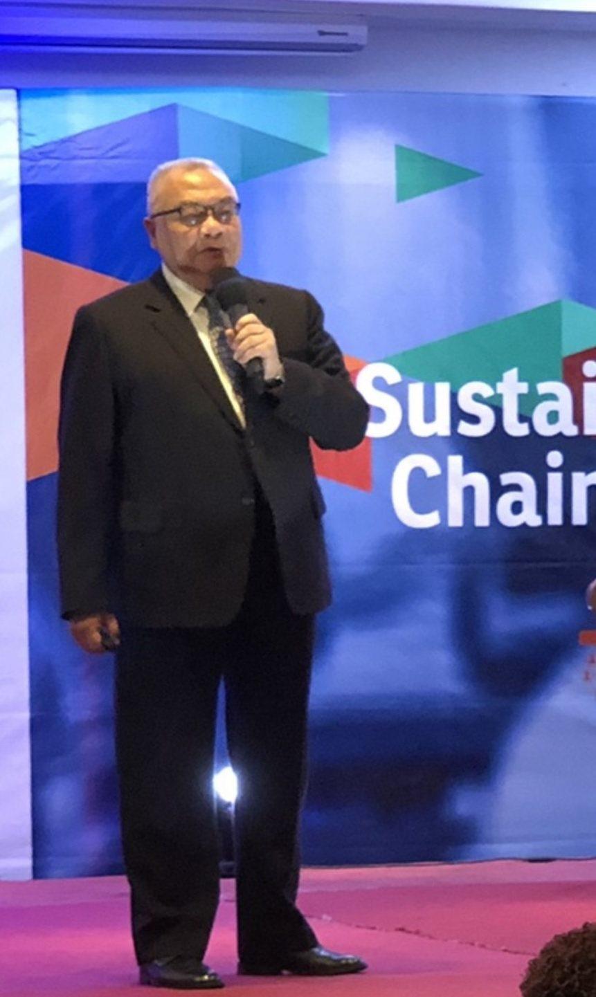 台灣永續供應協會理事長賴樹鑫出席IFPSM世界高峰會議,以國際理事身份發表演講。...