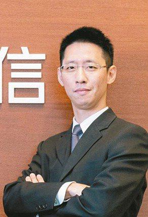 凱基收益成長多重資產基金經理人李奇潭。 圖/凱基投信提供