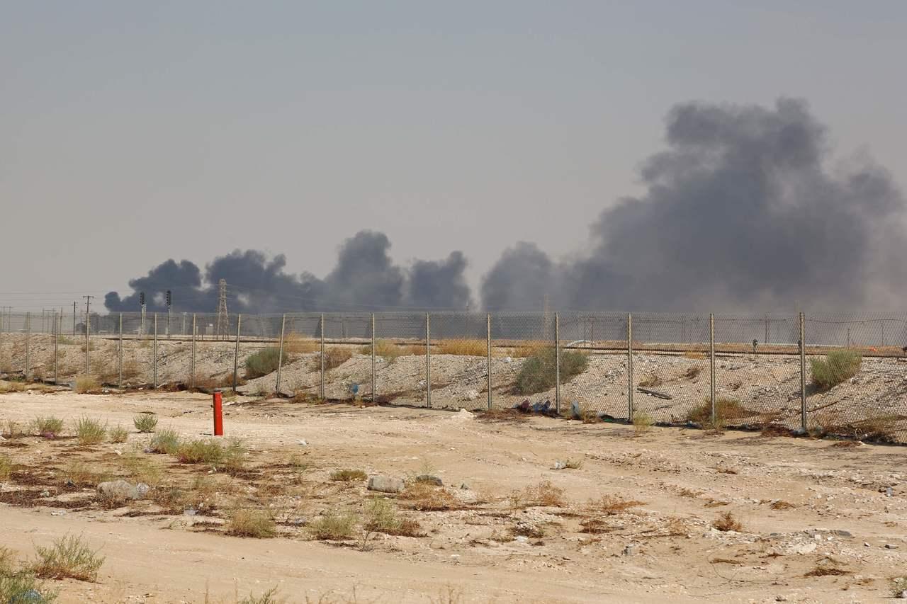 沙烏地阿拉伯證實,無人機14日攻擊沙烏地阿拉伯國家石油公司的兩處設施,將導致沙國...