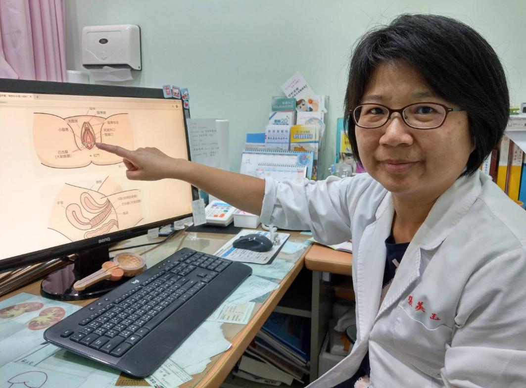 開業泌尿科女醫師張美玉最近收治一名「射精了卻沒快感」的男患者,驚覺原來男人也有「...