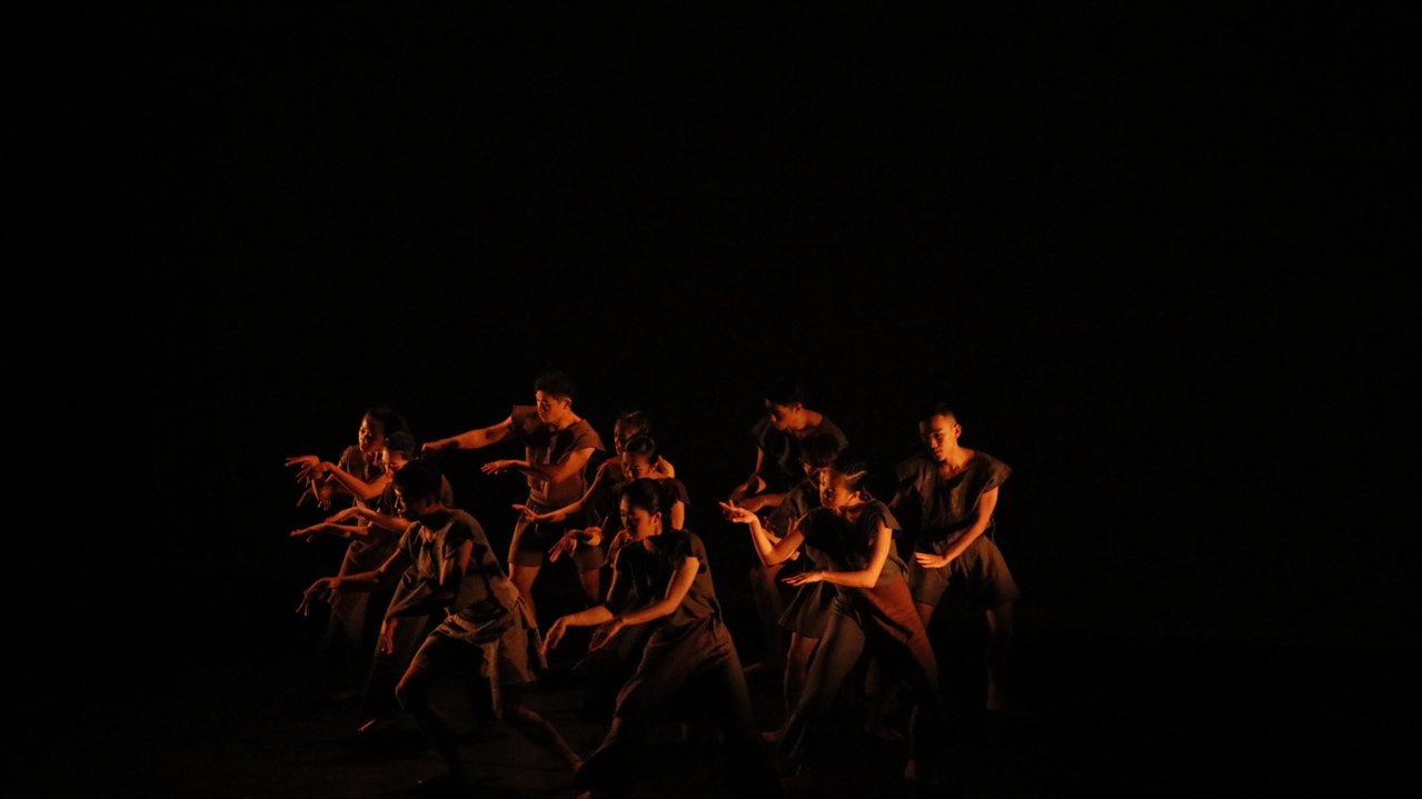 日本編舞家島崎徹的「南之頌」。圖/舞蹈空間提供