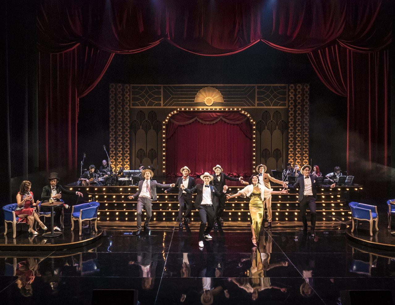 台南人劇團《第十二夜》。圖/台南人劇團提供