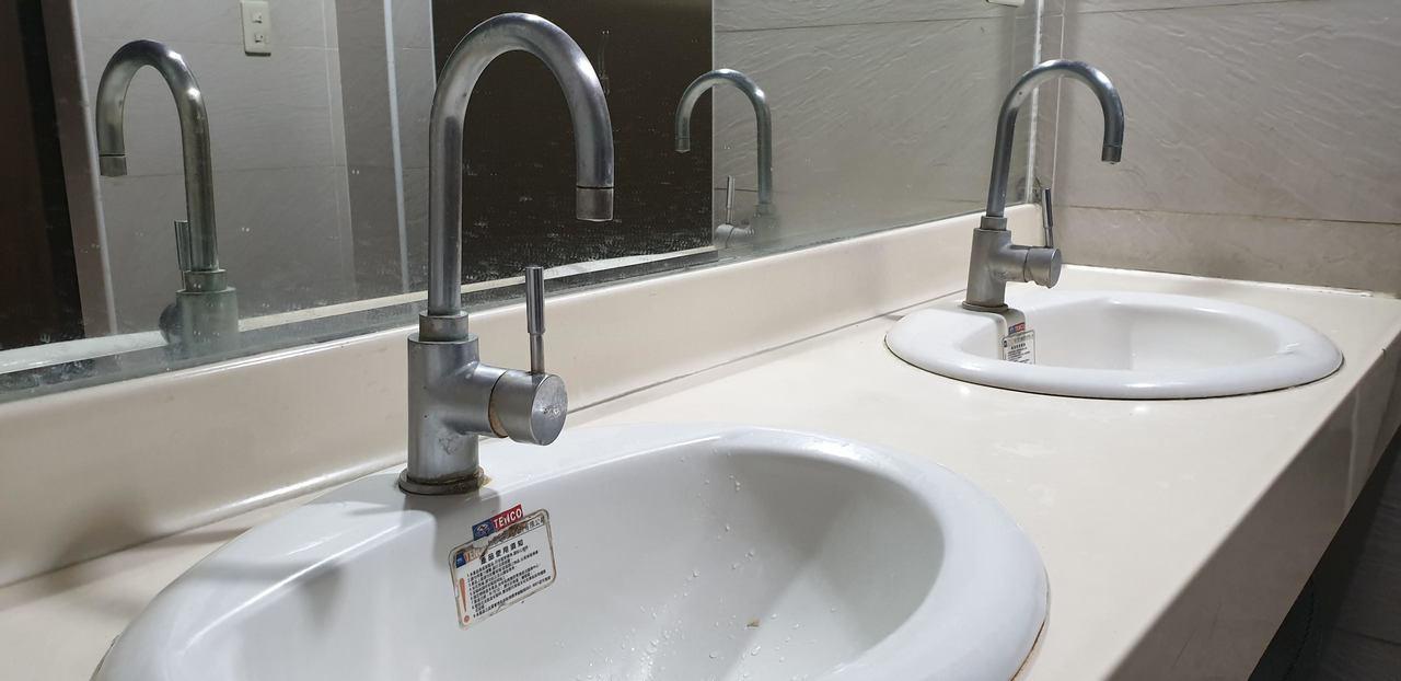 桃園市八德、桃園區合計19里16日晚上10點停水11小時。記者鄭國樑/攝影