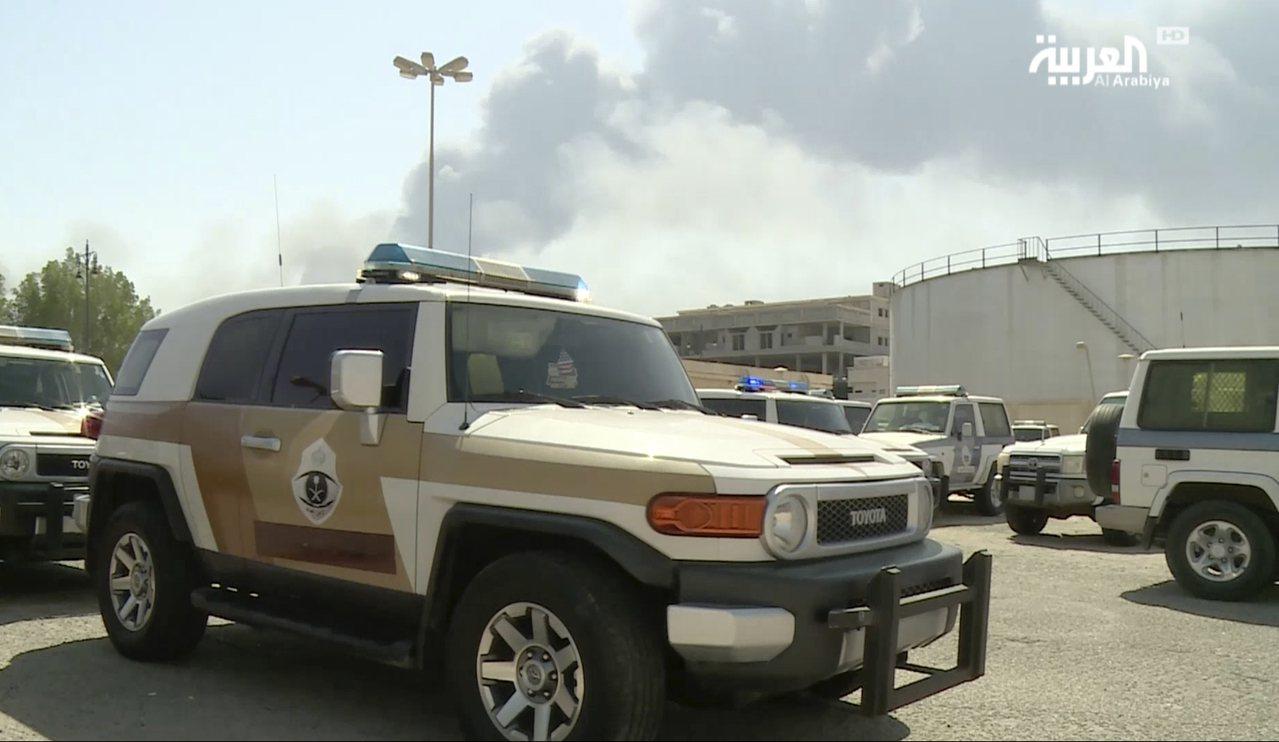 沙烏地阿拉伯的油田和石油設施遭無人機攻擊,美國和沙國能採取的反制措施卻很受限,可...