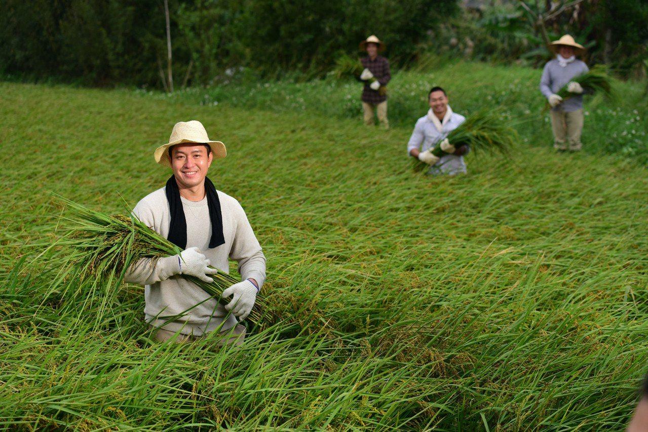 富邦金控將對人的關心,延伸到對孕育我們的土地,為落實對環境與土地的關注,透過農漁...