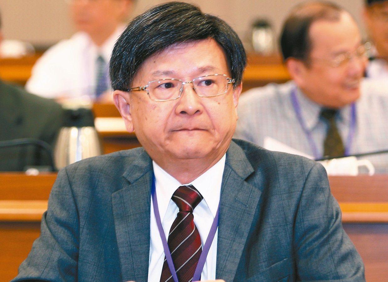 公懲會前委員長石木欽,被查出在最高法院庭長任內,有違法官倫理規範。 圖/聯合報系...