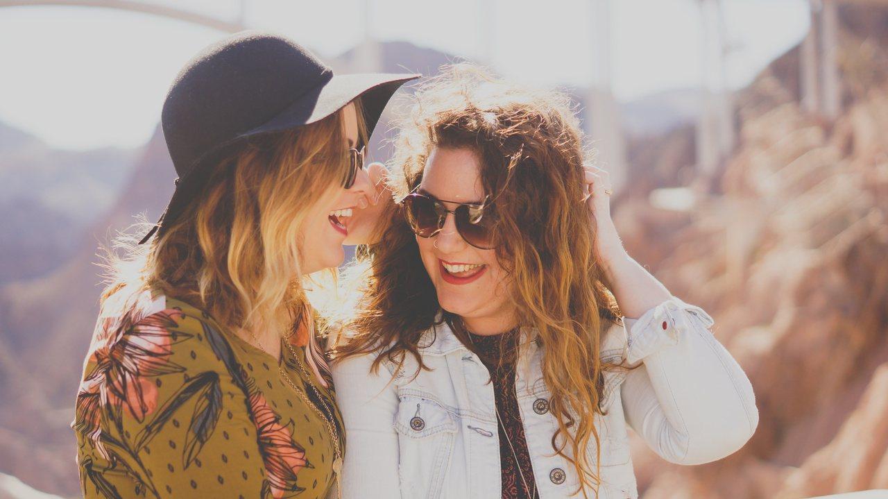 朋友如果講話變客氣,代表友誼可能變淡了。圖/摘自PELEXS