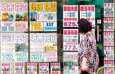 學者認為,北京當局將反送中風波根源總結為房屋問題,只是一廂情願,不肯面對港人真正訴求。 (中新社資料照片)
