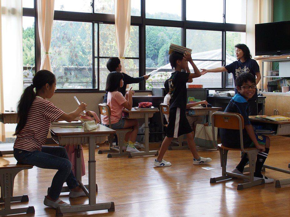 少子化讓部分國小招不到新生,教育部將推「混齡教學課程模組」。圖/聯合報系資料照片
