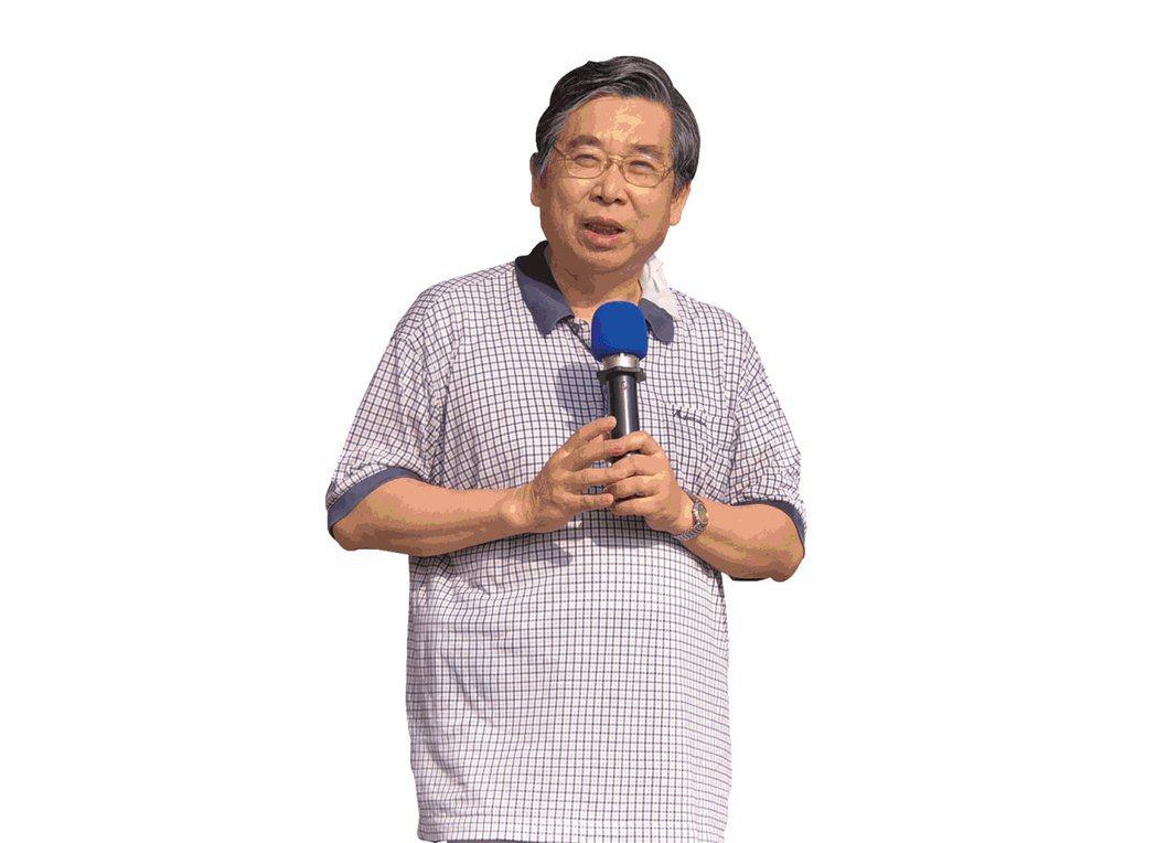 輔大醫院院長王水深教授。 圖/本報資料照片