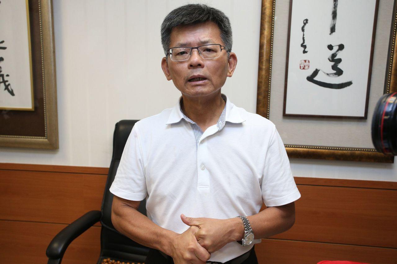 前高雄縣長楊秋興。圖/聯合報資料照