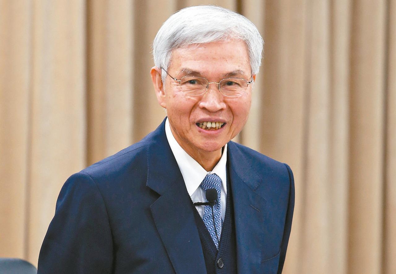 央行總裁楊金龍。 (本報系資料庫)