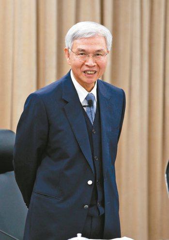 央行總裁楊金龍 (本報系資料庫)