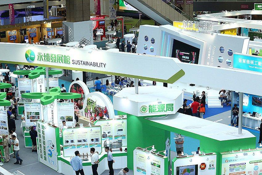 「台灣創新技術博覽會」9月26~28日在台北世界貿易中心展覽一館舉辦。 工研...
