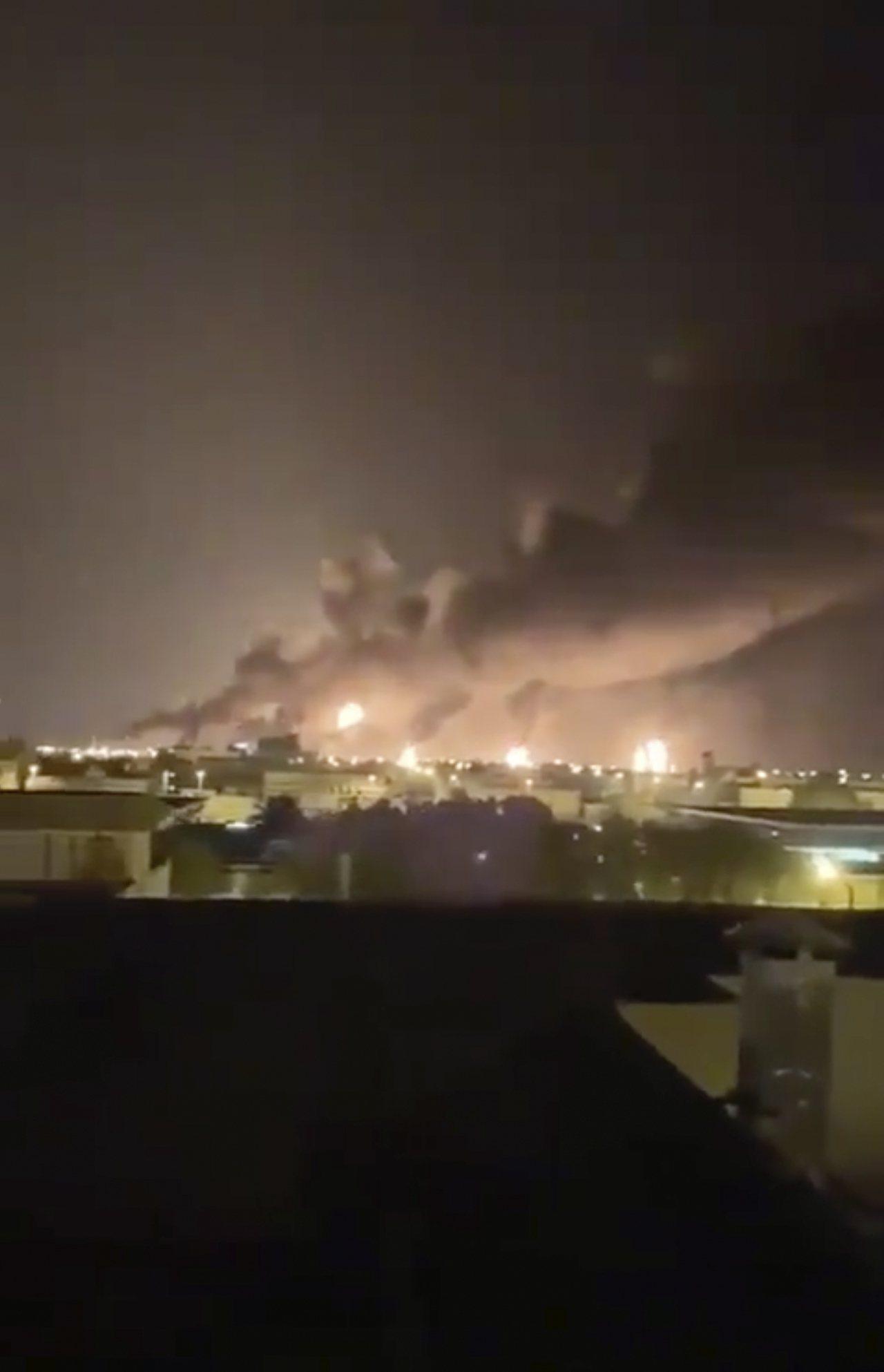 川普:已鎖定該對襲擊沙國煉油廠負責的國家。 美聯社