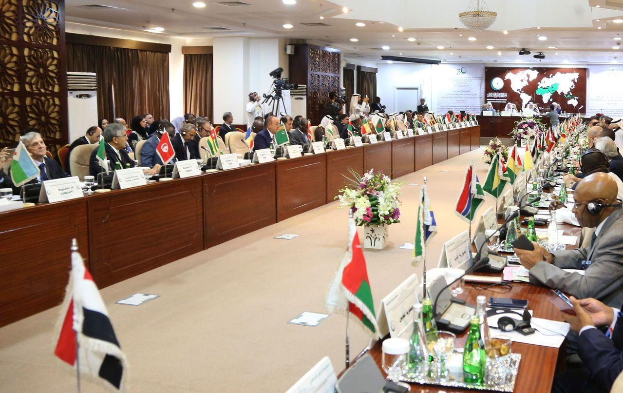 川普不排除在聯大會晤伊朗總統羅哈尼。 法新社