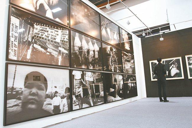 台北國際藝術博覽會舉辦20多年,台灣藝術市場被看好。 本報資料照片