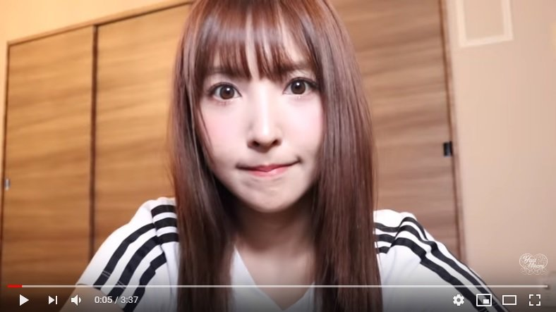 圖/翻攝自三上悠亞YouTube