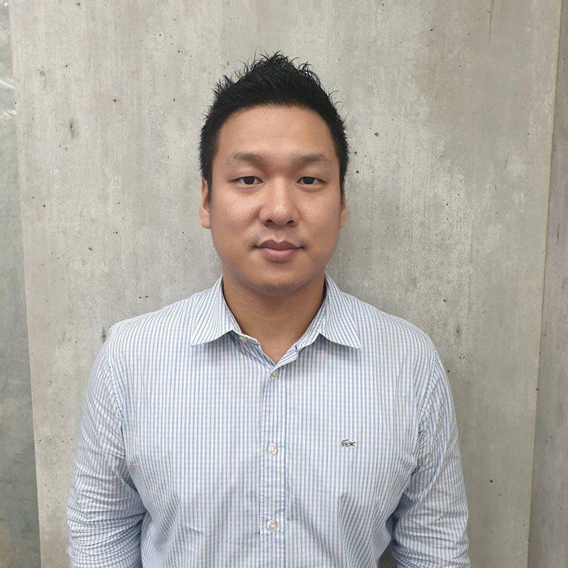 陽獅集團 商業轉型策略副總經理 張志豪。 圖/陽獅集團 提供