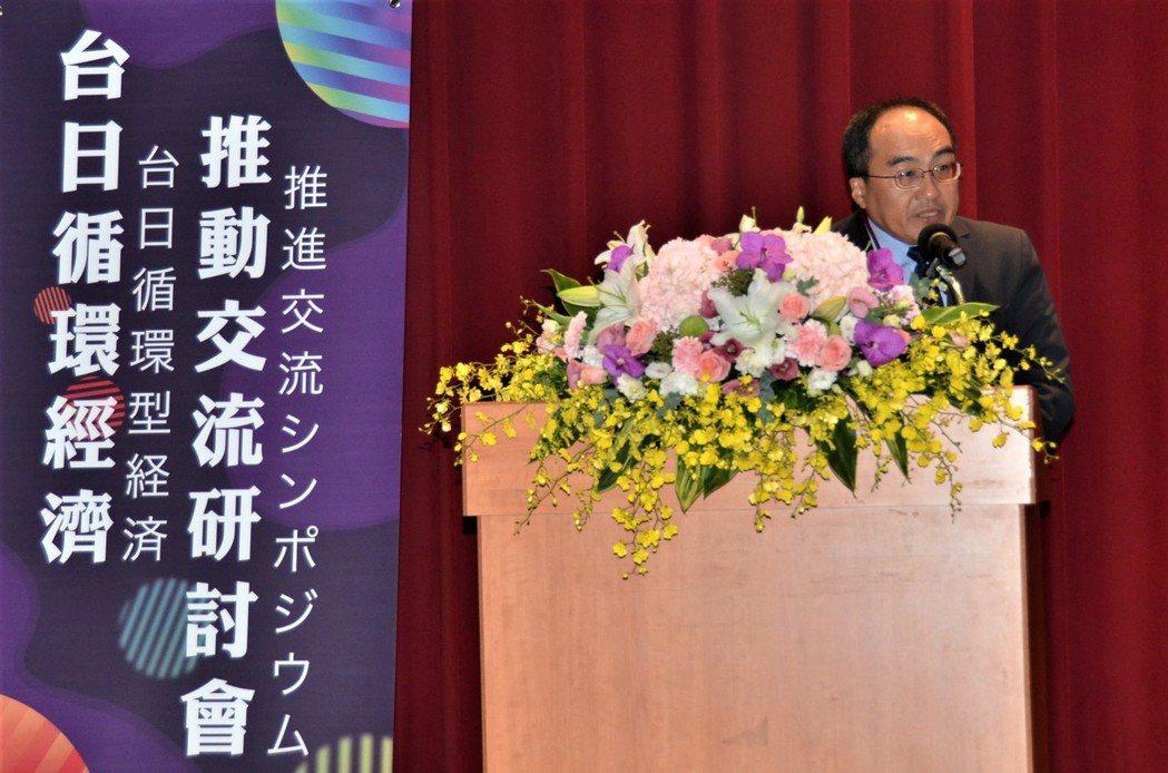 經濟部工業局局長呂正華。 產基會/提供。