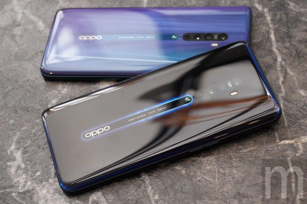 OPPO Reno 2 (此為中國市場銷售版本,作業系統與軟體功能稍有不同)