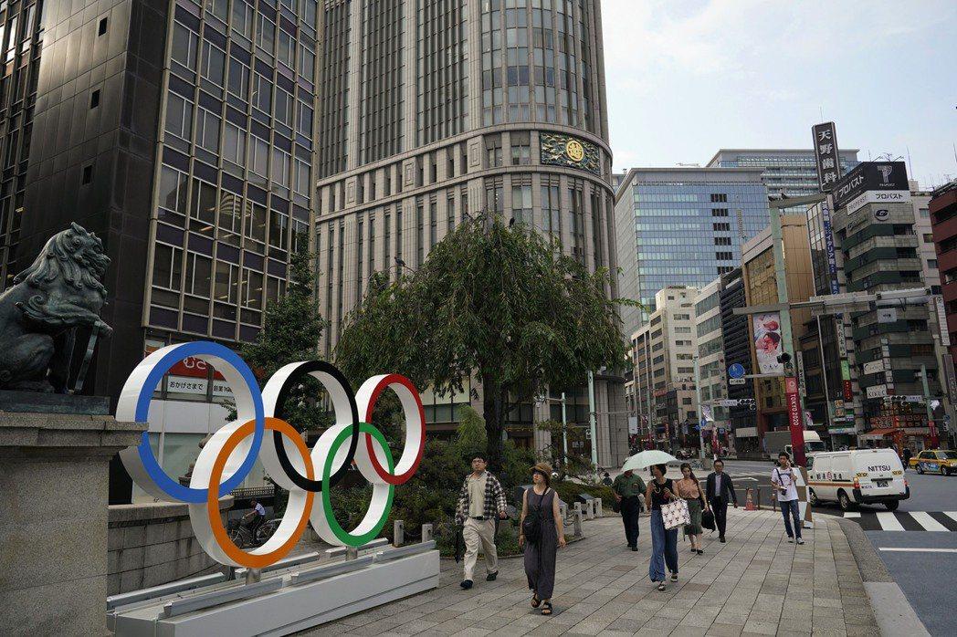 迎向奧運接入更高國際標準,日本企業採用氣候財務揭露標準領先歐美各國。  美聯社
