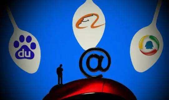 美媒引述華盛頓官員稱,大陸科網巨頭阿里巴巴、百度和騰訊(Alibaba、Baid...