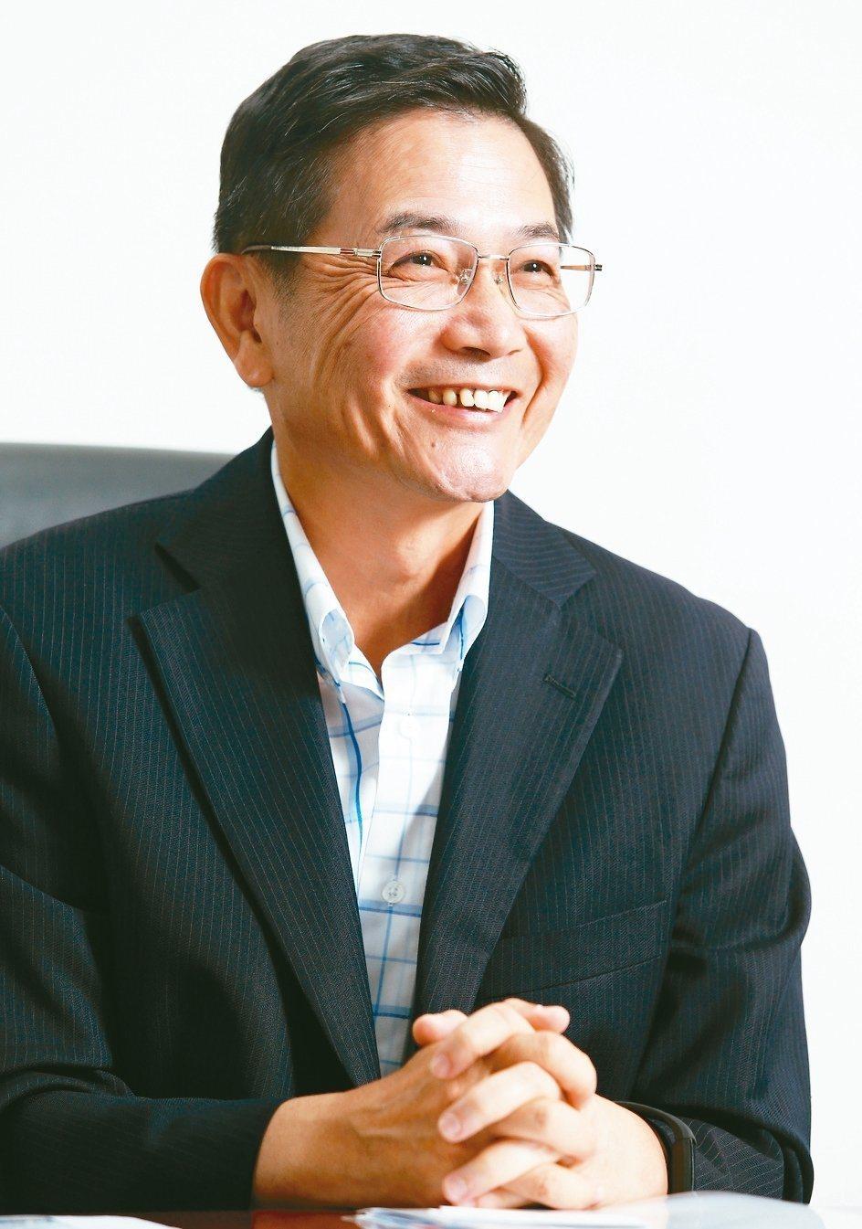 南亞科總經理李培瑛。 報系資料照