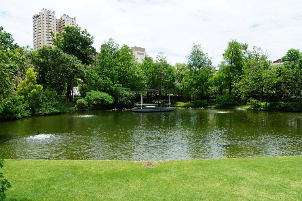 在家盡享美景,特色「花園宅」集客力強勁。圖/立智公關提供