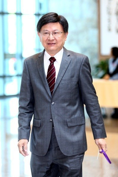 公懲會委員長石木欽被查出有違法官倫理規範,自行請辭下台,總統府今予以免職。 聯合報系資料照片