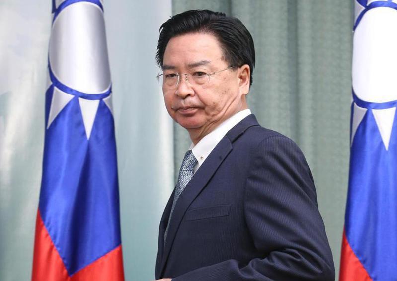 台索斷交,外交部長吳釗燮表示將會負起政治責任。記者葉信菉/攝影