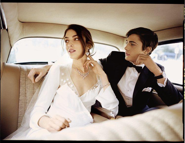 法國高級珠寶品牌Chamuet從即日起品牌推出了全新的訂製婚戒服務,超過千種的款...