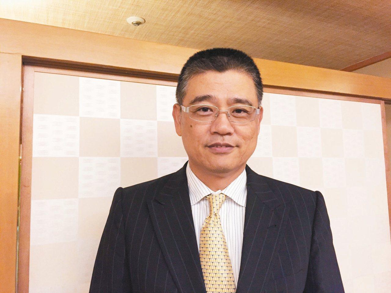 神基董事長黃明漢 (本報系資料庫)
