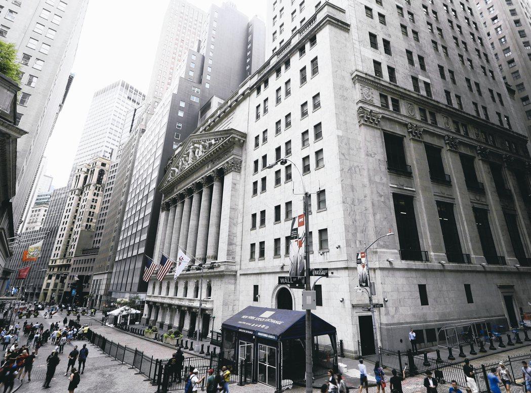 即使美國經濟躲過衰退,投資人仍擔心高負債公司可能面臨危險。 美聯社
