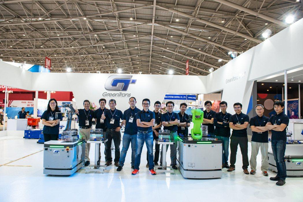 綠捷堅強的技術團隊,掌握關鍵技術,擁有自主設計、開發、製造能力,以緊密的團隊合作...