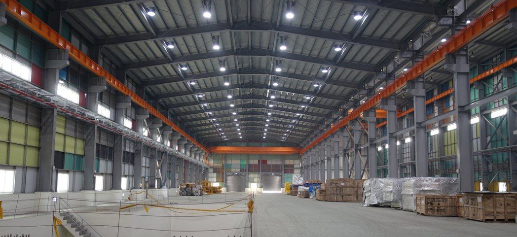 陽昇綠能光導照明系統節省照明用電,擁有均光廣角照明,降低因明暗不均造成工安事故風...