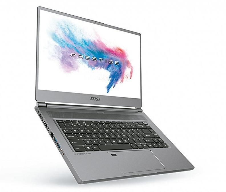 微星15.6吋創作者筆電 圖/udn買東西提供