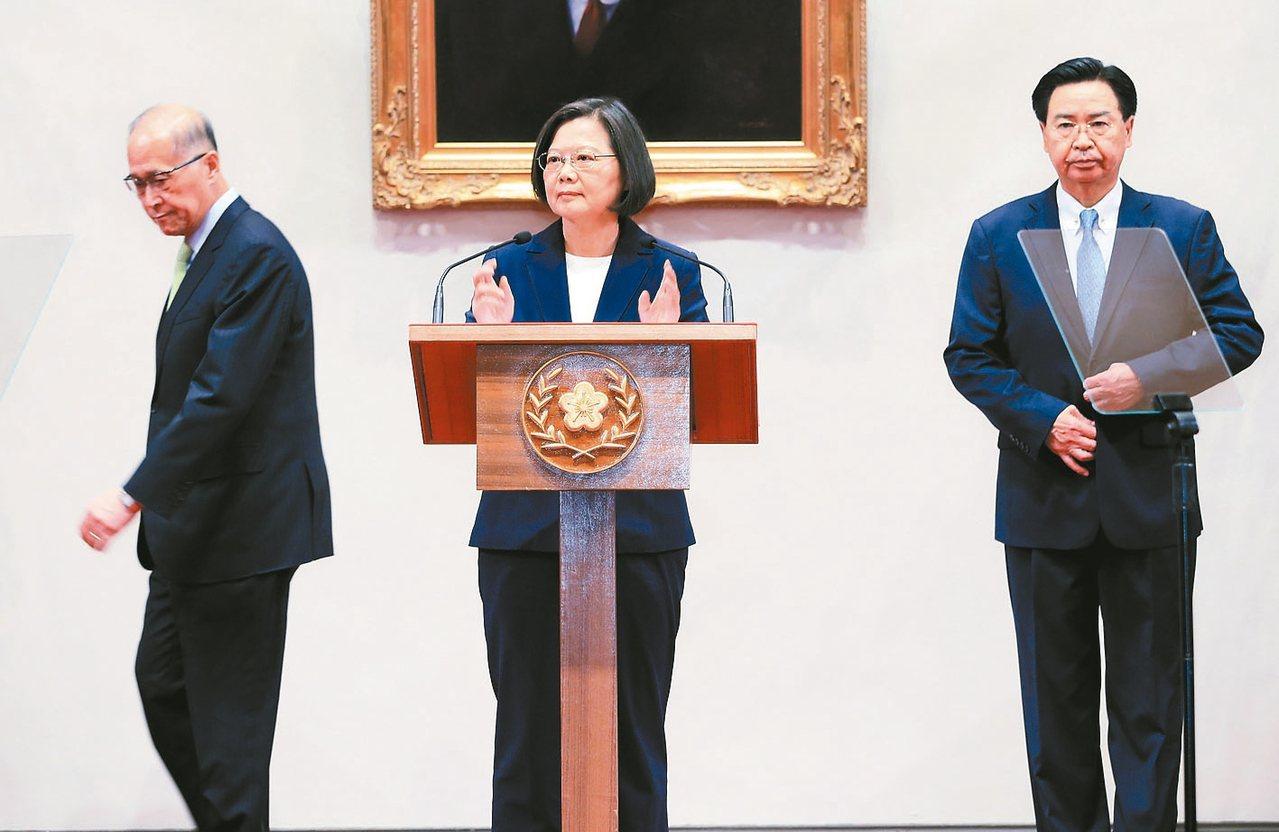 索羅門、吉里巴斯接連斷交,國安會示警中國無所不用其極介入台灣2020選舉,升高對...