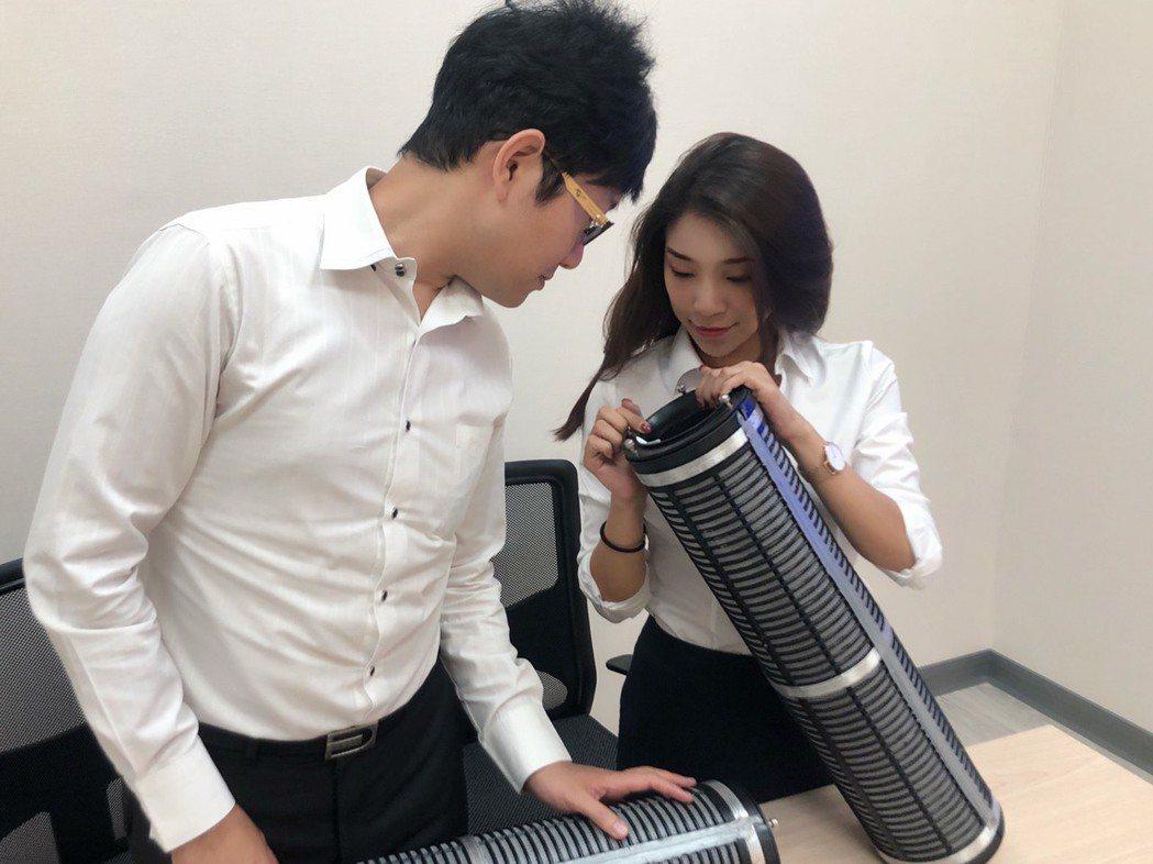 鈺祥企業協助業界推動循環經濟,發展出四大解決方案,獲得DRAM大廠36個月訂單。...