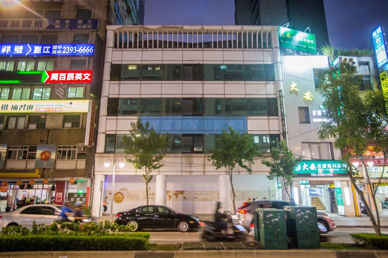 鼎泰豐在永康商圈租下獨棟店面,未來將成為全台最大旗艦店。(圖/蕭芃凱攝)