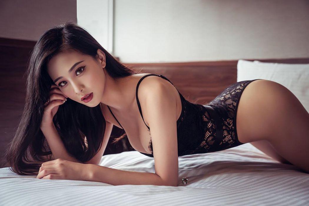 女模Jessie Tsai曾在IG限時動態引人遐想的文字。 圖/擷自IG