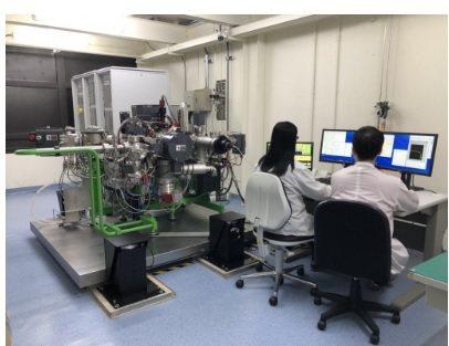 汎銓新增二次離子質譜儀 (SIMS),能分析輕元素,及分辨同位素,用來建構三維的...